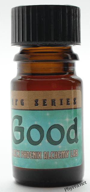 BPAL Good Alignment Perfume Review