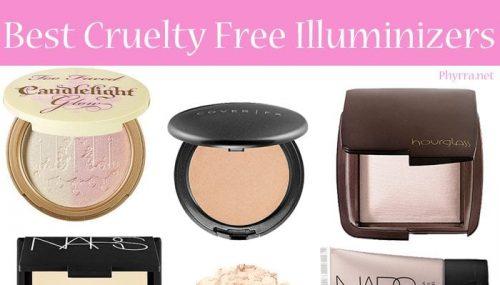 Makeup Wars Favorite Cruelty Free Illuminizers