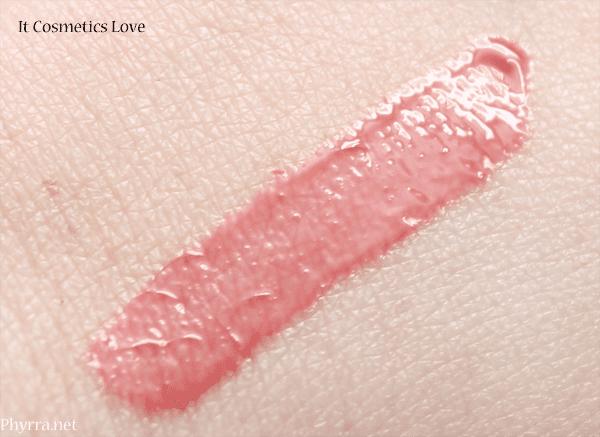 It Cosmetics CC Lip Serum hydrating Anti-Aging Color correcting Creme Gloss