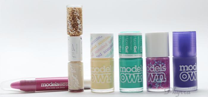 Models Own Nail Polish and Lip Stix