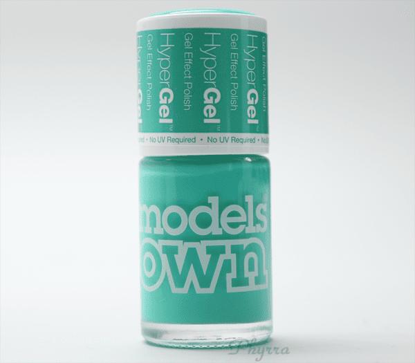 Models Own HyperGel Turquoise Gloss