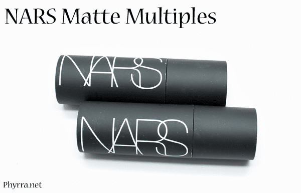 NARS MAtte Multiple Altai Anguilla Review Swatches
