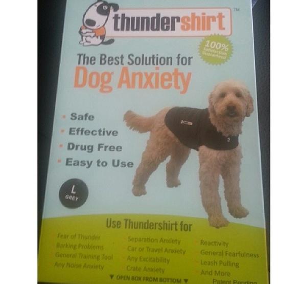 Thundershirt for Phaedra