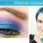 Urban Decay Electric Gonzo Tutorial
