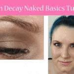 Urban Decay Naked Basics Palette Tutorial