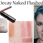 Urban Decay Naked Flushed Native Palette Review