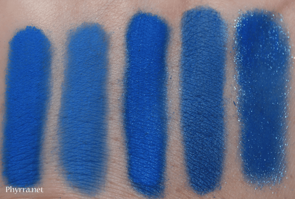 Urban Decay Electric Palette Chaos Dupe