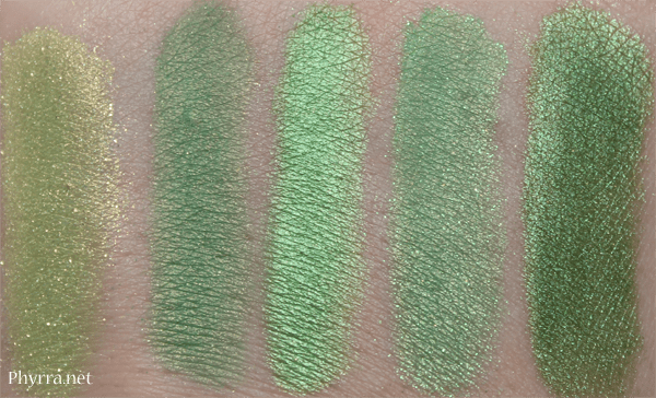 Similar Colors to Urban Decay Freak