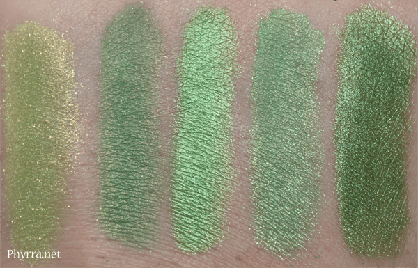 Urban Decay Electric Palette Freak Dupe