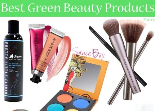 Top 10 Green Beauty Products for Earth Day