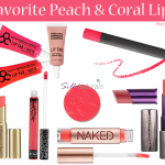 Favorite Peach and Coral Lip Products