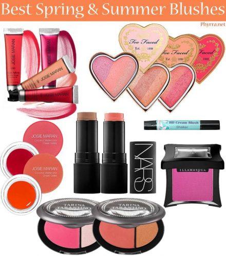 Makeup Wars Best Spring and Summer Blushes