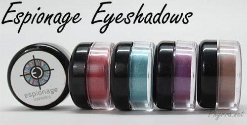 Espionage Cosmetics Review
