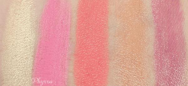 Silk Naturals HD Cream Blushes