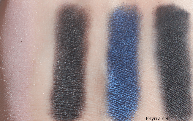 Kat Von D Chrysalis Lucid - Graphic Nature - Entombed - Tornay Swatches Review