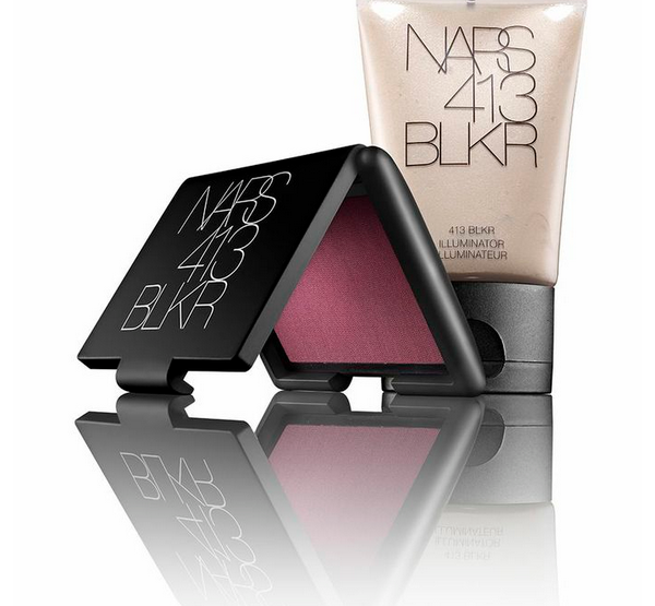 NARS 413 BLKR Blush and Illuminator Now Available