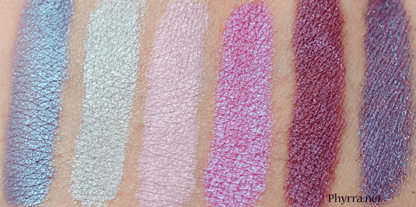 Silk Naturals Stinger Sidecar Swatches Review
