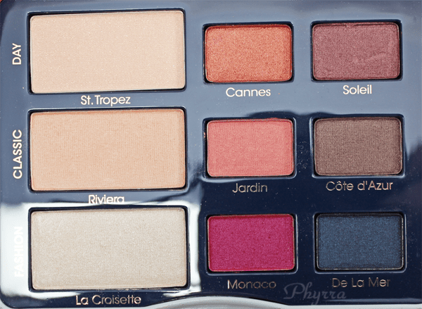 Too Faced A La Mode Review Swatches