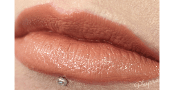 Melted Liquified Long Wear Lipstick in Nude