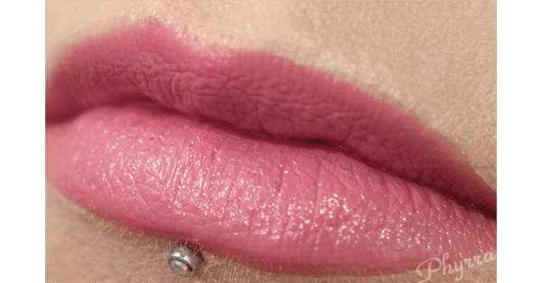 Melted Liquified Long Wear Lipstick in Peony