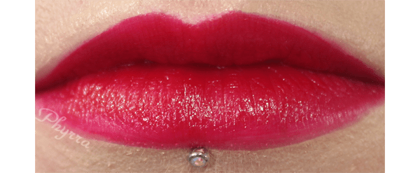 Melted Liquified Long Wear Lipstick in Ruby