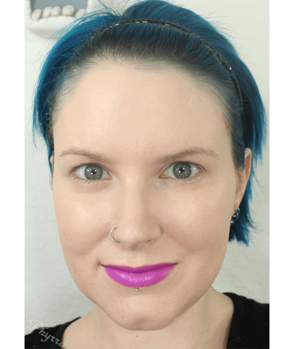 Melted Liquified Long Wear Lipstick in Violet