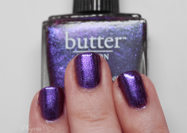 Purple Mani for Lupus - Phyrra - Beauty for the Bold