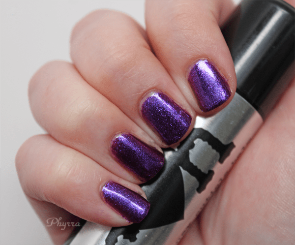 butter LONDON Stroppy Swatches