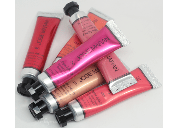 Josie Maran Argan Infinity Lip And Cheek Creamy Oil Review Swatches Video