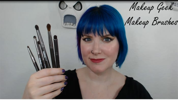 Makeup Geek Makeup Brushes Review