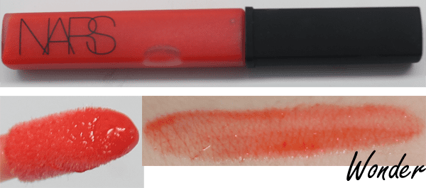 NARS Wonder Swatch Review