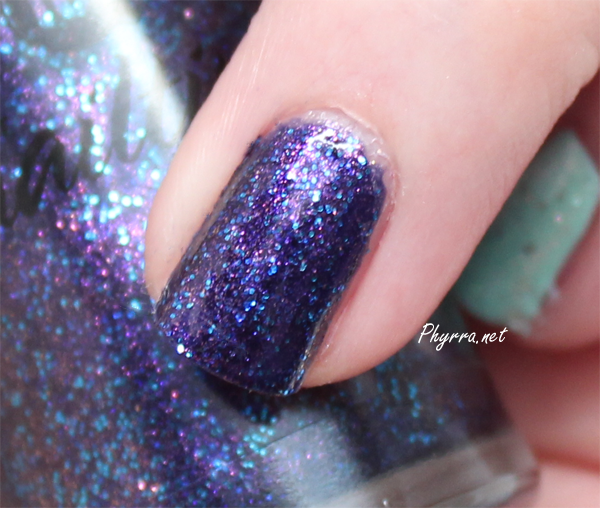 Nailtini Fable Fizz swatch review