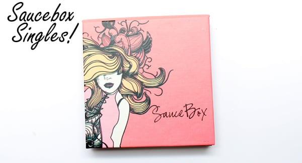 Saucebox Cosmetics Eyeshadow Singles