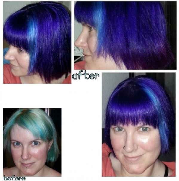 How to Use Color Zap for Your Hair Video