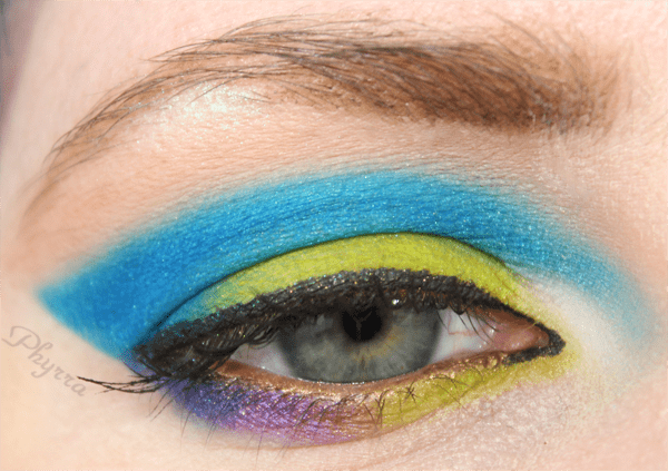 Urban Decay Electric Palette Video Tutorial