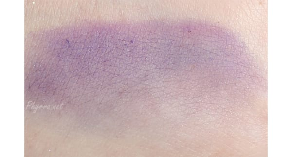 Fyrinnae Royal Blush Swatch