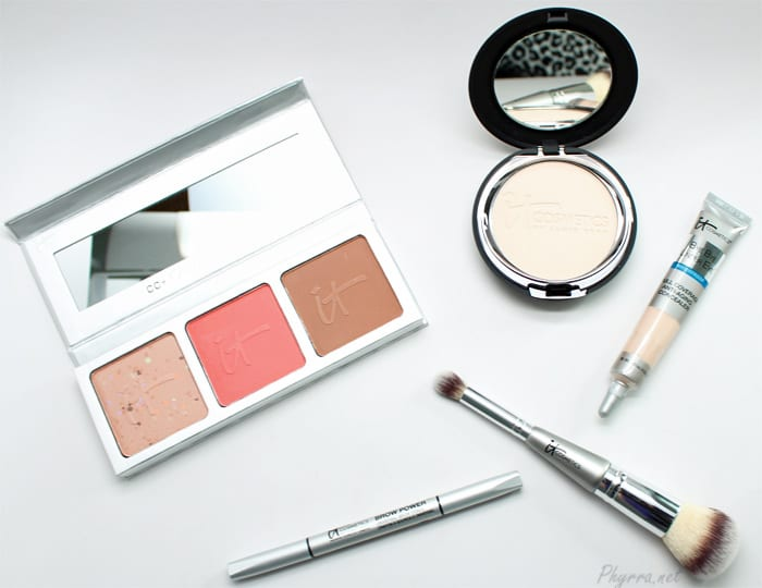It Cosmetics It's All About You Kit Review, Swatches, Video
