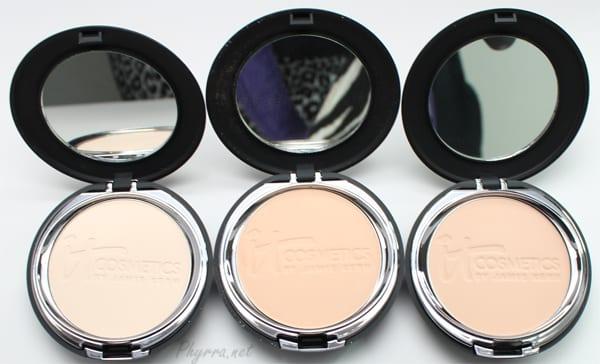 It Cosmetics Celebration Foundation in Fair - Light Medium - Medium Beige
