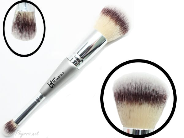 It Cosmetics Heavenly Luxe Dual-Ended Complexion Perfection Brush