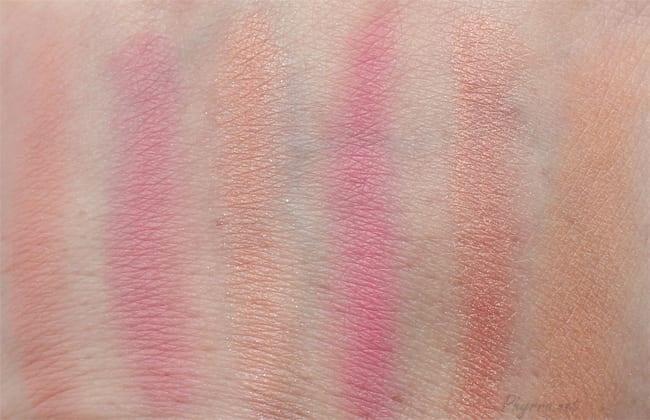 Makeup geek romance blush review