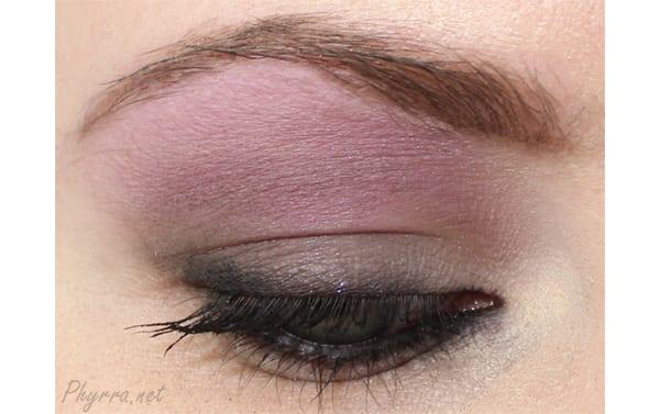 Saucebox and Sugarpill eyeshadow tutorial