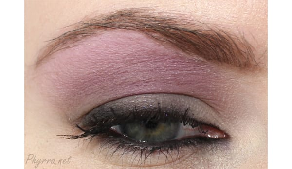 Maleficent Eyeshadow Tutorial