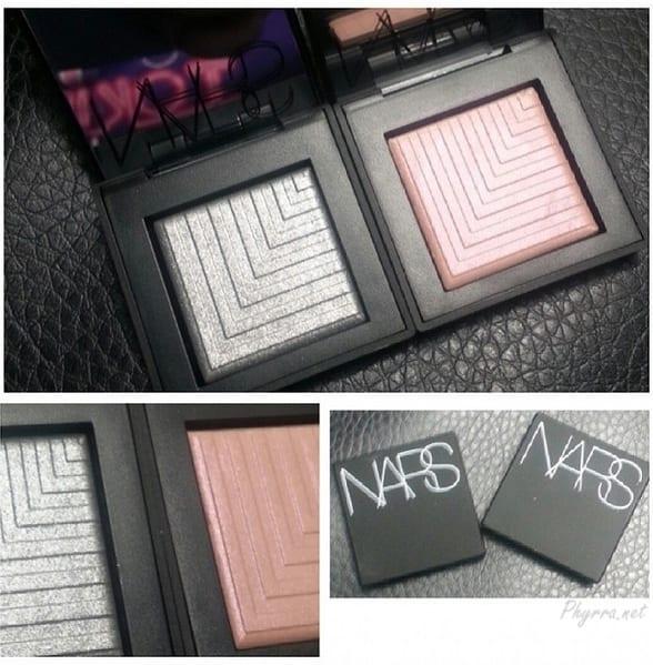 NARS Dual Intensity Eyeshadow Review