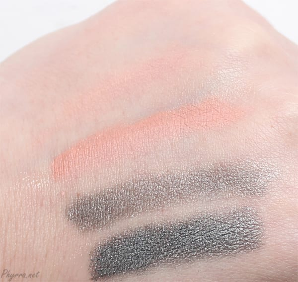 NARS Dual Intensity Eyeshadow Swatches Review