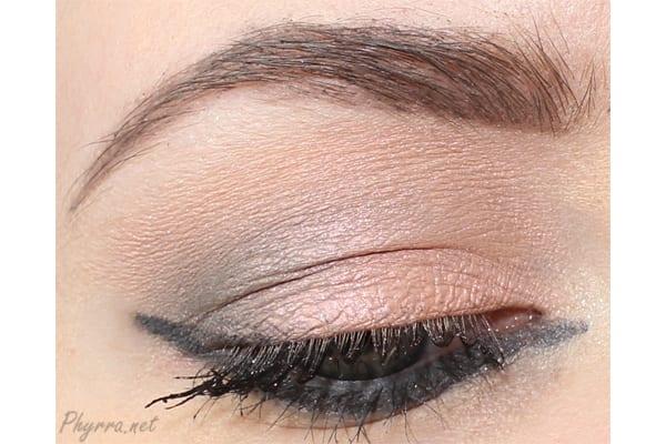 NARS Europa and Lysithea Eyeshadow Look