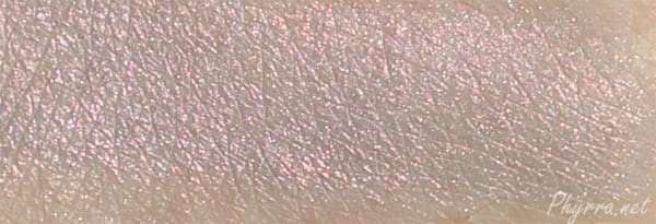 Obsessive Compulsive Cosmetics Infliction Swatch