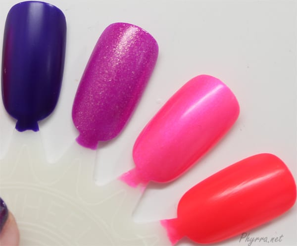 Orly Baked Collection Review and Swatches