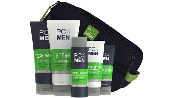 PC4Men Skincare Kit