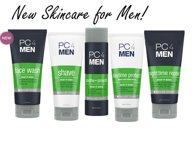Paula's Choice PC4Men Skincare for Men
