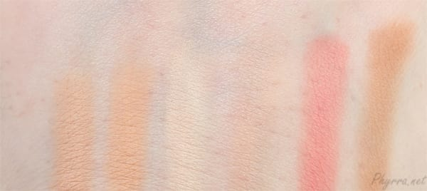 It Cosmetics It's All About You Swatches Review Video